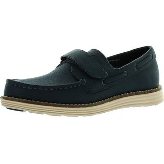 Enzo Boys Milano Casual Boat Canvas Shoes