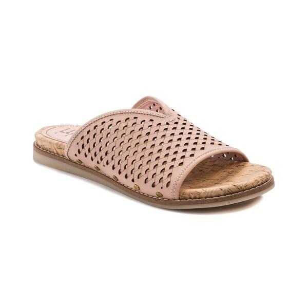 Lucca Lane Belinda Women's Sandals & Flip Flops Rosey