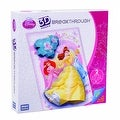 Breakthrough Level Two Disney Princess Puzzle - Yellow - 12.0 in. x 3.0 in. x 12.0 in. - Thumbnail 0