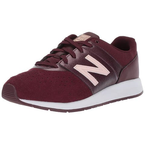 Kids New Balance Girls 24v1 Low Top Lace Up Running Sneaker