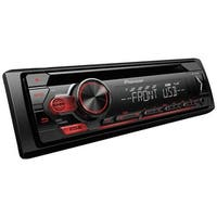 Pioneer(R) DEH-S1100UB Single-DIN In-Dash CD Player with USB