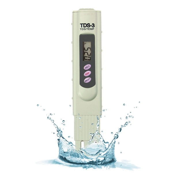 Digital TDS3 PPM Meter Home Drinking Tap Water Quality Purity Test//Tester
