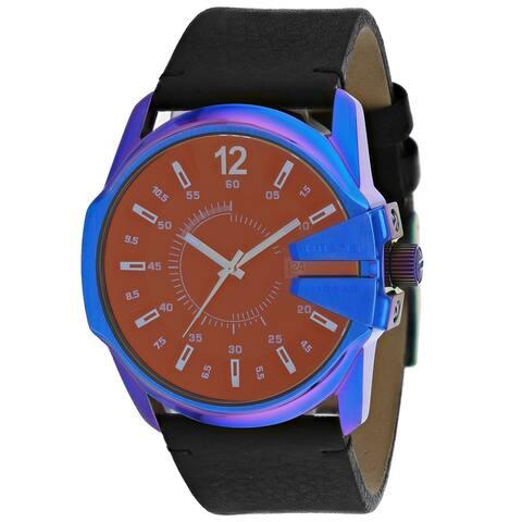 Diesel Men's Master Chief Black Dial Watch - DZ1951 - One Size