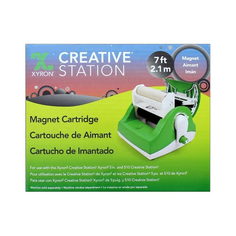 Lm1601-7 xyron creative station lite refill laminate mag 7