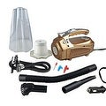 Multifunction Wet or Dry Handheld Duckbill Car Vacuum & Air Compressor - Thumbnail 3