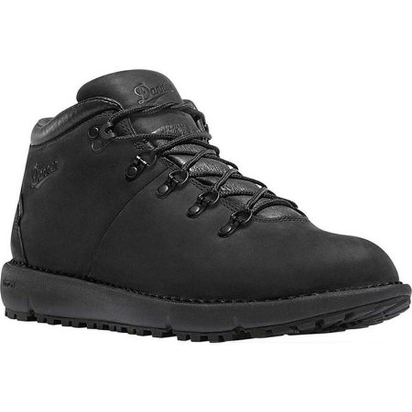 20e0f7210e64ca Shop Danner Men s Tramline 917 GORE-TEX Work Boot Black Full Grain ...