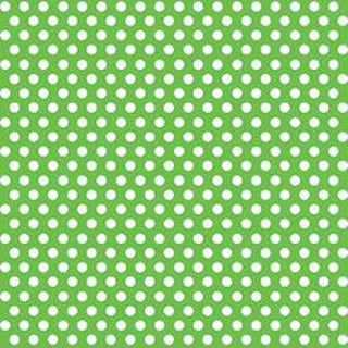 """Lime Green - Decorative Dots Gift Wrap 30""""X5'"""