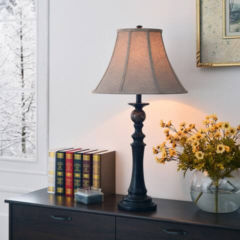 Avery Bronze 3-Way Table Lamp