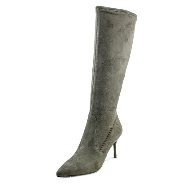 Nine West Calla Women Dk Grey Boots