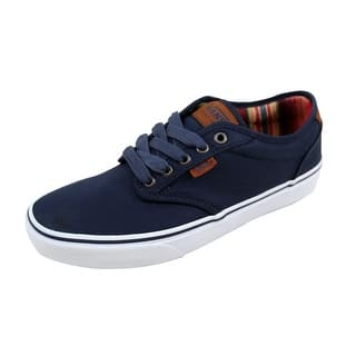 Vans Men s Atwood DX Dress Blues Waxed VN0A38BUMG4 f1f25c1b4