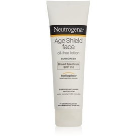 Neutrogena Age Shield Face, Sunscreen Lotion, SPF 110 3 oz