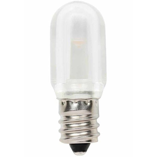 Westinghouse 3511820 Pack of (4) 1 Watt T7 Shaped Candelabra (E12) Base LED  Bulbs - - Clear
