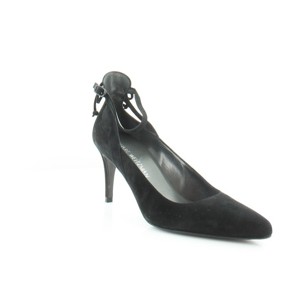 Stuart Weitzman Takeabow Women's Heels Black - 8