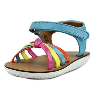 Kenneth Cole Reaction Aqua Twist Youth Open Toe Synthetic Multi Color Sandals