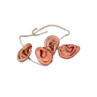 Trick or Treat The Walking Dead Ear Necklace Prop - beige