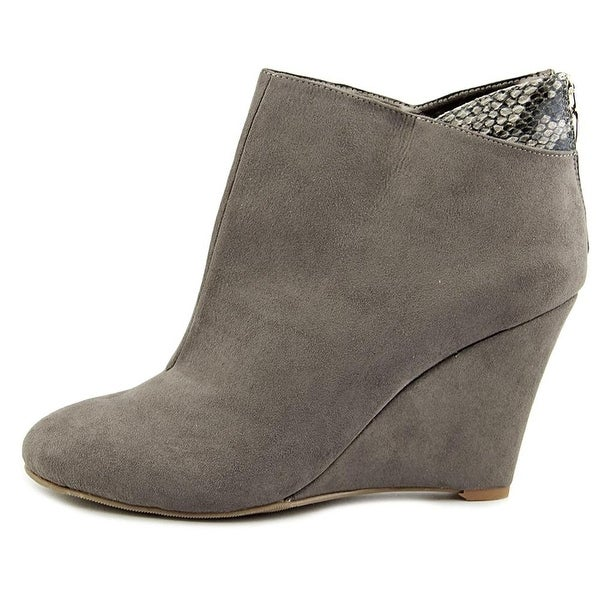 Thalia Sodi Womens Lidiaa Fabric Closed Toe Ankle Fashion Boots