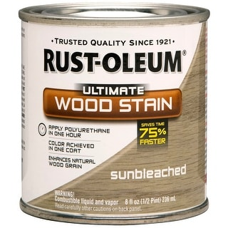 Ultimate Wood Stain 8oz-Sunbleached