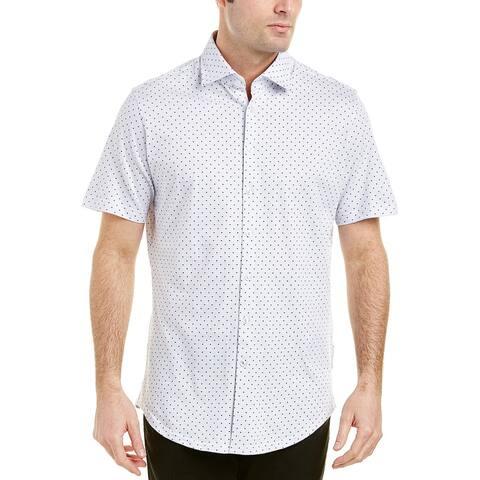 Stone Rose Woven Shirt - GRY