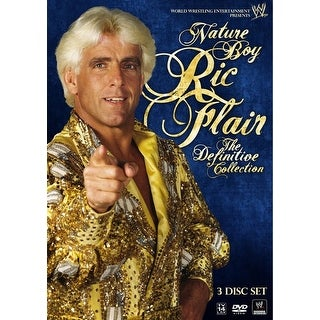 WWE - Nature Boy Ric Flair: Definitive Collection [DVD]