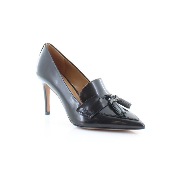Coach Spencer Women's Heels Black - 6.5