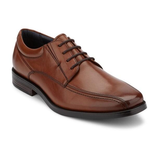 Dockers Mens Endow 2.0 Leather Dress Oxford Shoe