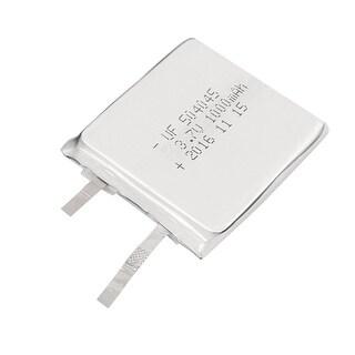 DC 3.7V 1000mAh Rechargable Lithium Battery Pack for Smart Phone