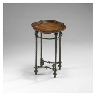 "Cyan Design 4096 26.25"" English Oval Side Table"