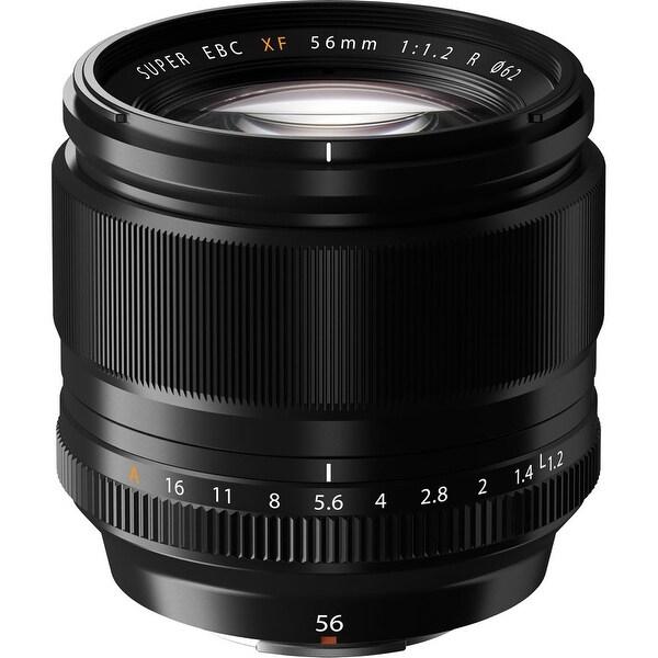 Fujifilm XF 56mm f/1.2 R Lens (International Model)