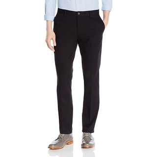 Link to Goodthreads Mens Dress Pants Black Size 40x32 Slim Fit Chinos Stretch Similar Items in Big & Tall