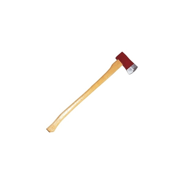 Stansport P-20 Stansport Wood Long Handle Axe - Hardwood - 4 lb - Drop Forged