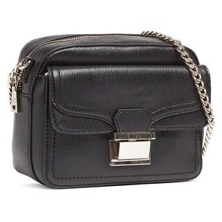 Moschino JC4140 0000 Black Crossbody Bag