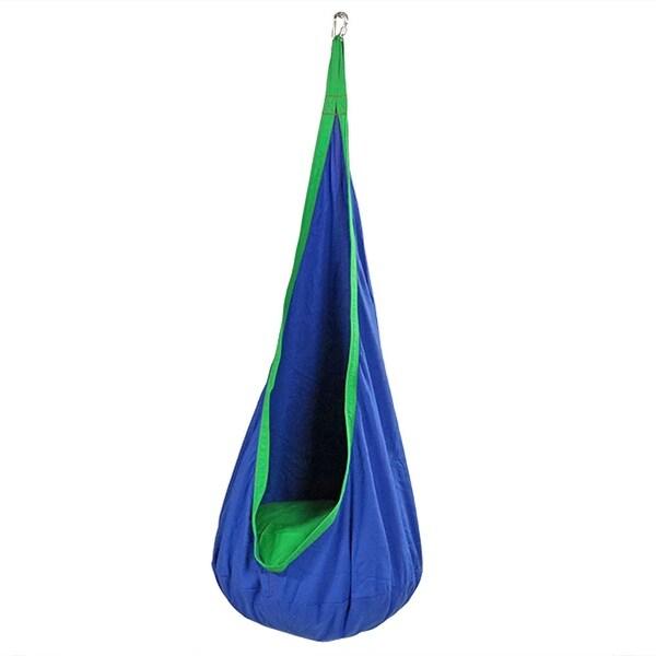 Sunnydaze Hanging Hammock Nest for Children
