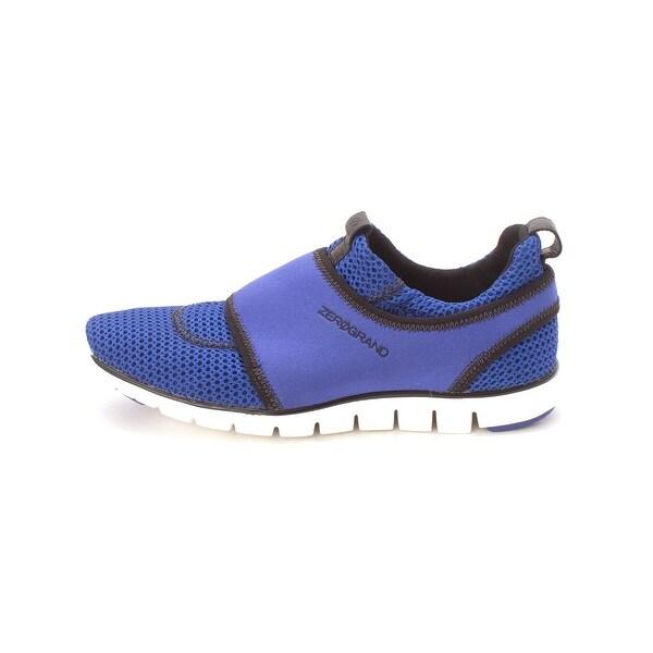 Cole Haan Womens Coraliesam Low Top Slip On Fashion Sneakers - 6