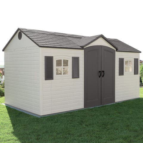 Lifetime Side-entry Shed