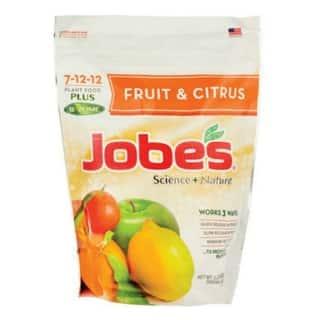 Jobes 59236 Organic Fruit & Citrus Granular Fertilizer, 3.5 lbs|https://ak1.ostkcdn.com/images/products/is/images/direct/107e04673eeea4f2e8d9247001dc9eaf601372c0/Jobes-59236-Organic-Fruit-%26-Citrus-Granular-Fertilizer%2C-3.5-lbs.jpg?impolicy=medium