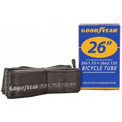 "Goodyear 91079 Bicycle Tube, 26"""