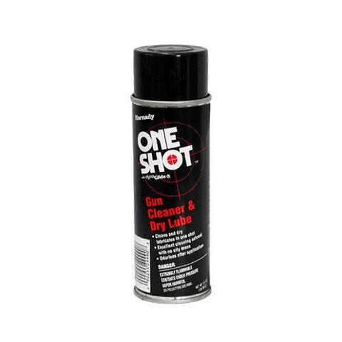 Hornady 9990 hornady one shot dry lube 7oz. aerosol can