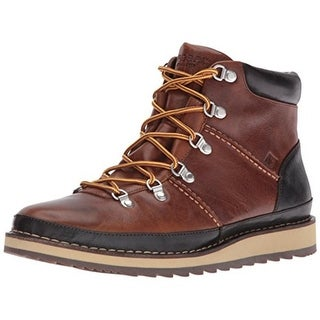 Sperry Mens Dockyard Chukka Boots Leather Distressed - 8 medium (b,m)