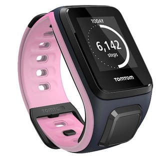TomTom Spark GPS Fitness Watch Sky Capt Blue/Light Pink Small|https://ak1.ostkcdn.com/images/products/is/images/direct/10830f957a311d438b04b64ef91bc1ab3e890f54/TomTom-Spark-GPS-Fitness-Watch-Sky-Capt-Blue-Light-Pink-Small.jpg?impolicy=medium