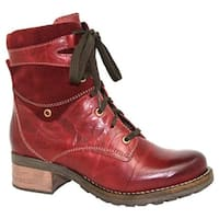 Dromedaris Women's Kara Boot Red