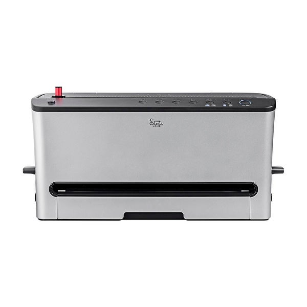 Monoprice Vacuum Food Sealer With Various Sealing Options And Built In Cutter