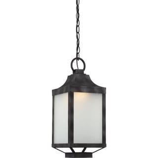 "Nuvo Lighting 62/834 Winthrop Single Light 7-1/2"" Wide Integrated LED Outdoor Mi"