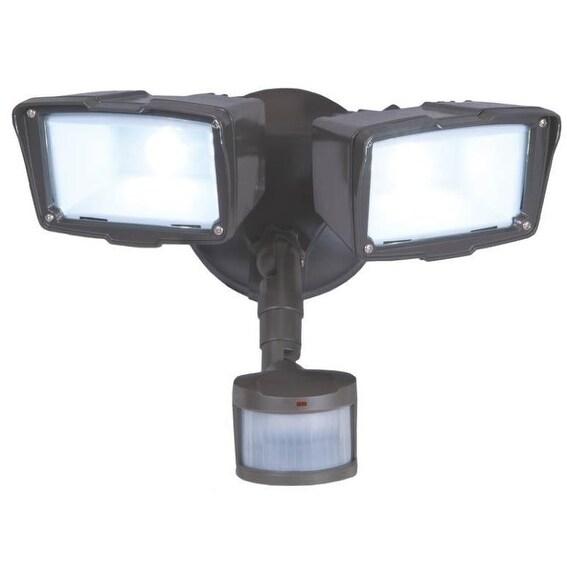 Cooper Lighting 12226911 All Pro Light LED Motion, Bronze