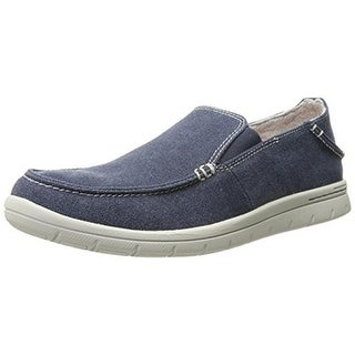 Dockers Mens Ravello Canvas Flyweight Loafers