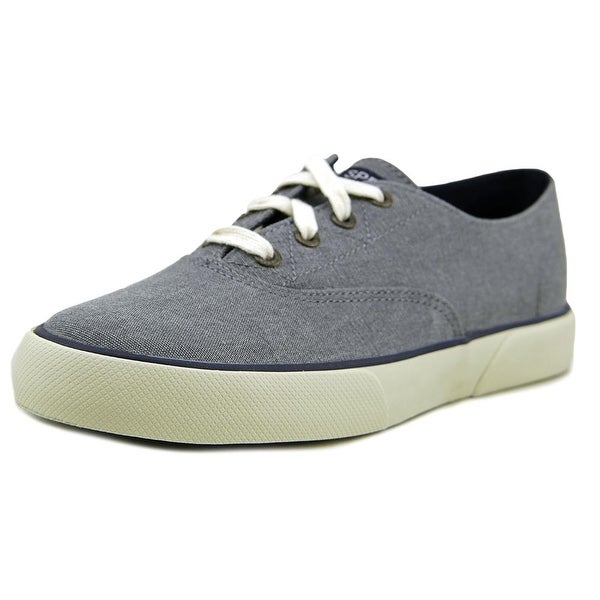 Sperry Top Sider Pier Edge   Round Toe Canvas  Sneakers
