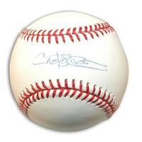 Autographed Carlos Pena MLB Baseball