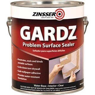 Zinsser Company 2301 1 Gallon Gardz Drywall Sealer
