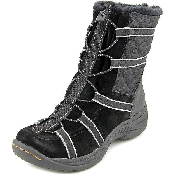 Baretraps Radha Women Round Toe Suede Winter Boot