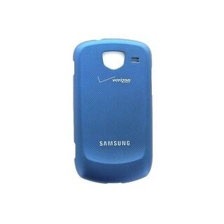 OEM Samsung Standard Battery Door for Samsung Brightside SCH-U380 (Blue)