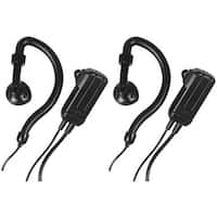 Midland Avph4 2-Way Radio Accessory (Wraparound Ear Headset Package)